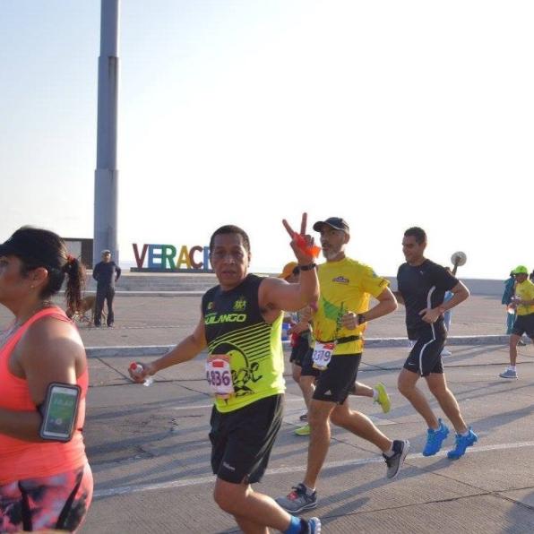 Medio Maratón Veracruz 2018