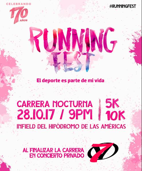 Carrera Nocturna Running Fest Liverpool