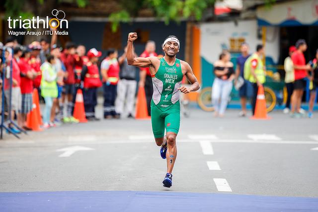 crisanto grajales itu world cup triatleta mexicano