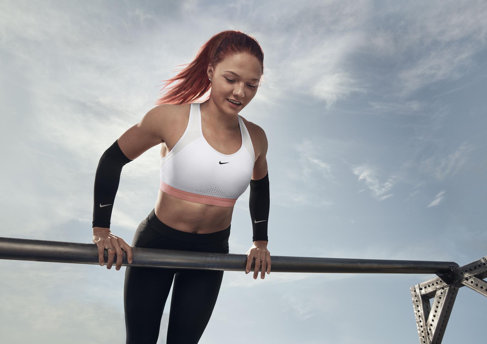 nike women motion adapt sport bra