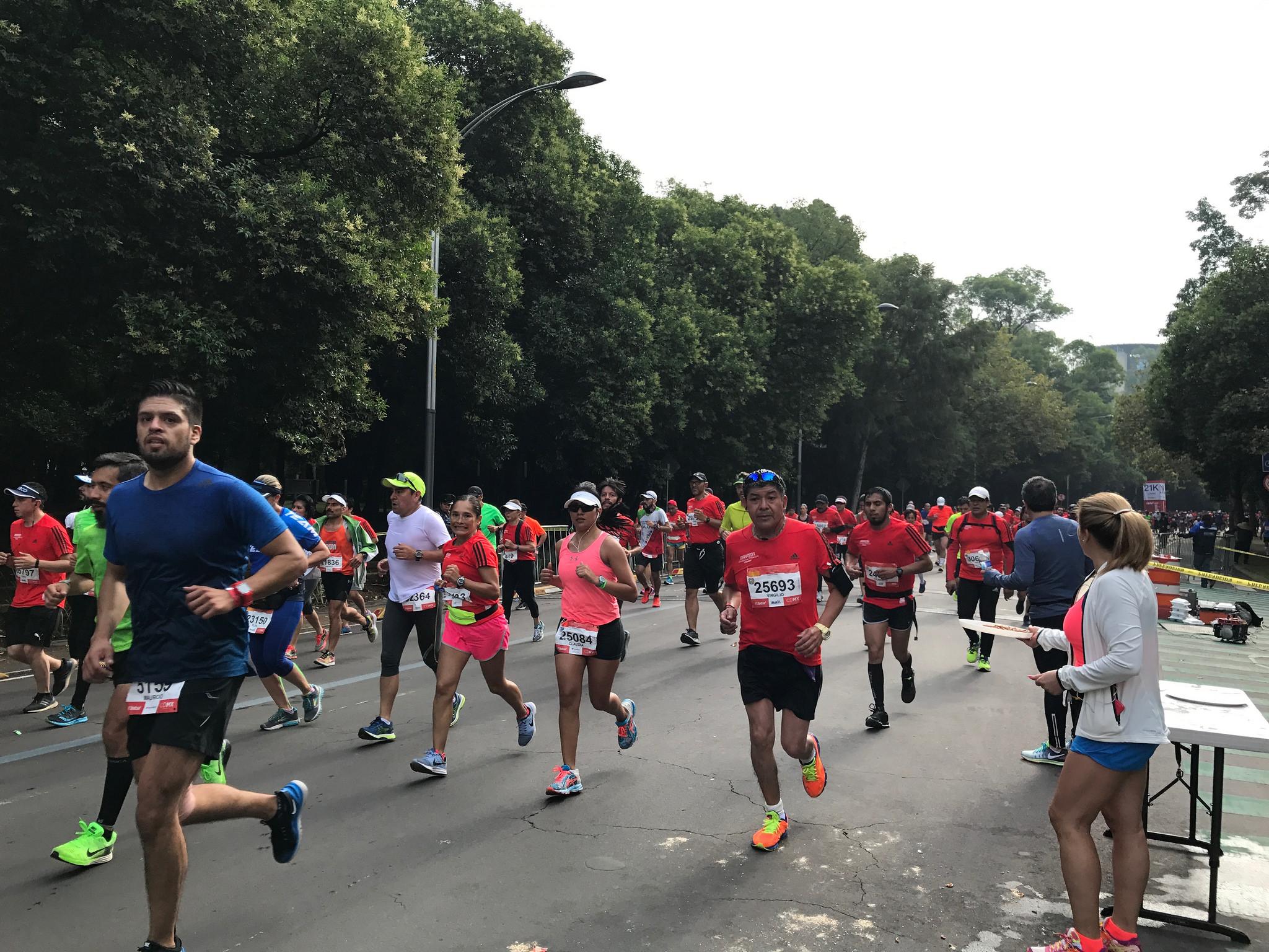 calendario maratones en mexico 2018 runmx