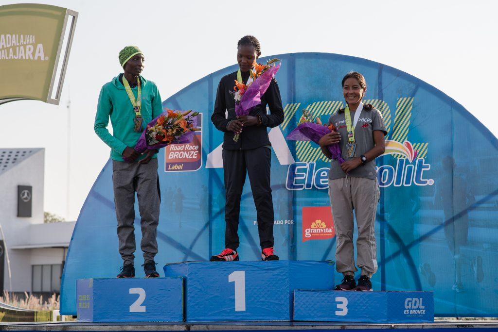 21k guadalajara medio maraton 2018