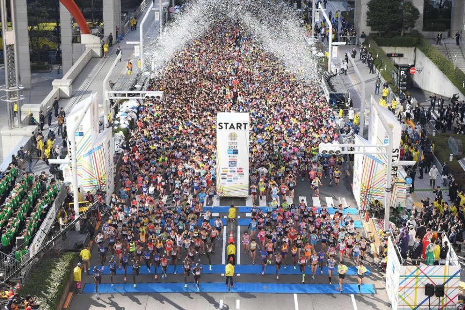 maraton de tokio 2018