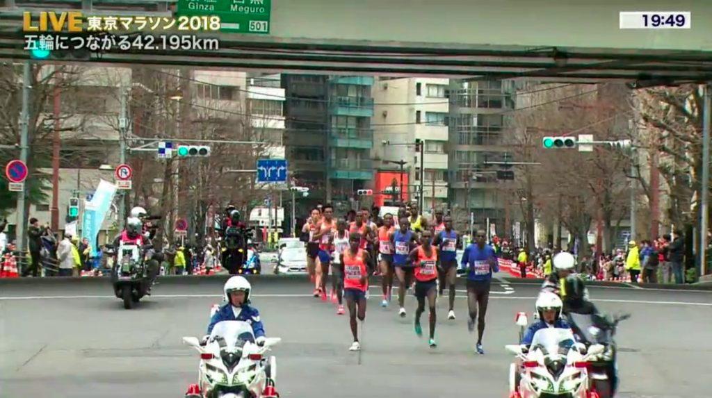 maraton tokio 2018