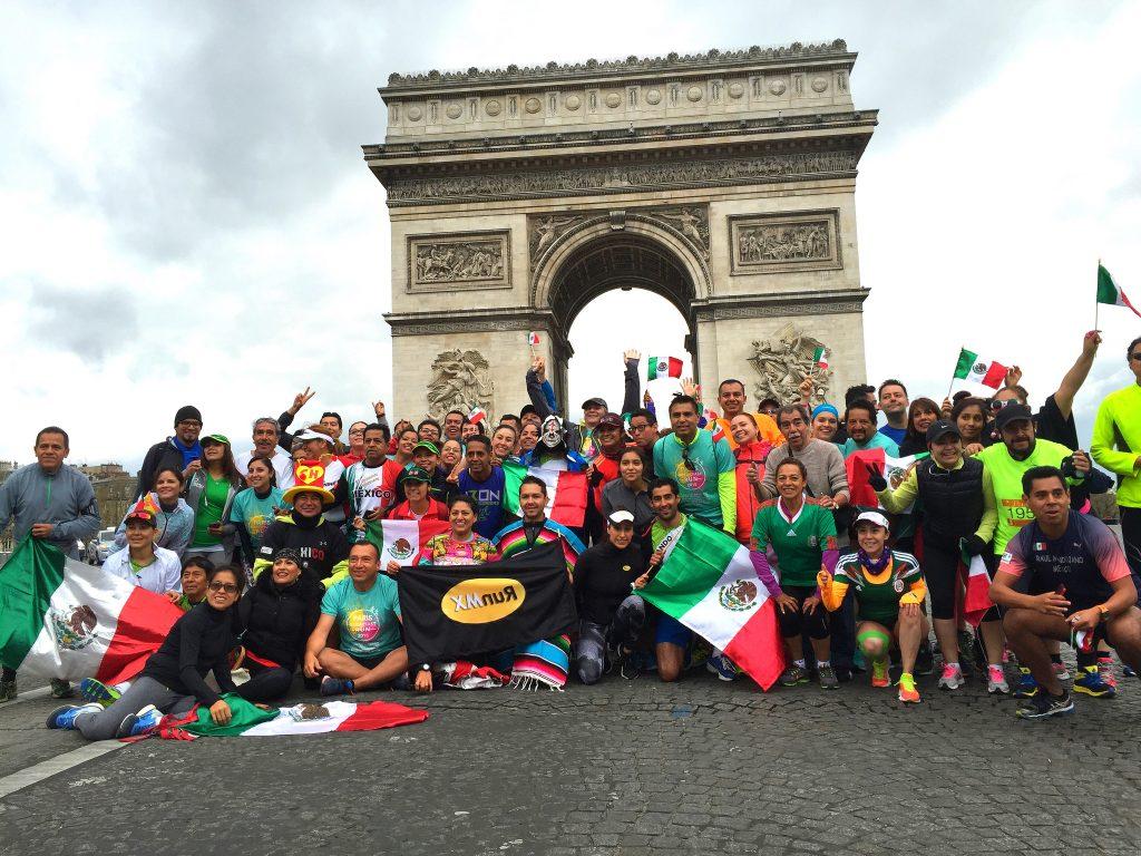 Mexican Run Maraton Paris