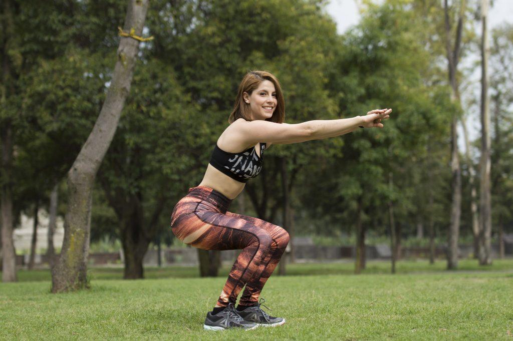 Andrea Martí actriz corredora maratonista