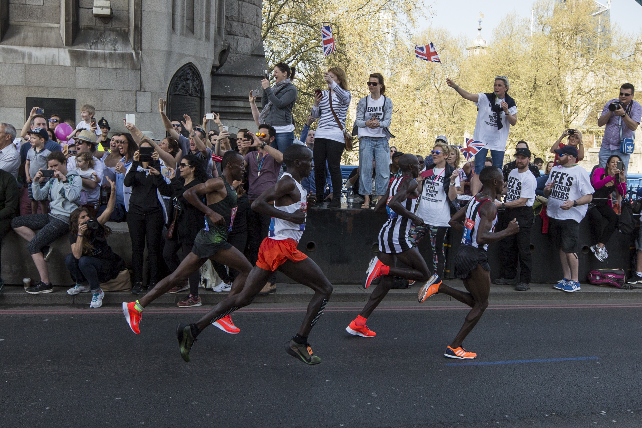 Maratón Londres 2018 Kipchoge