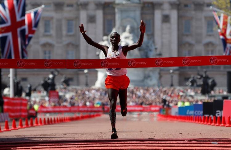 Kipchoge maraton londres 2018