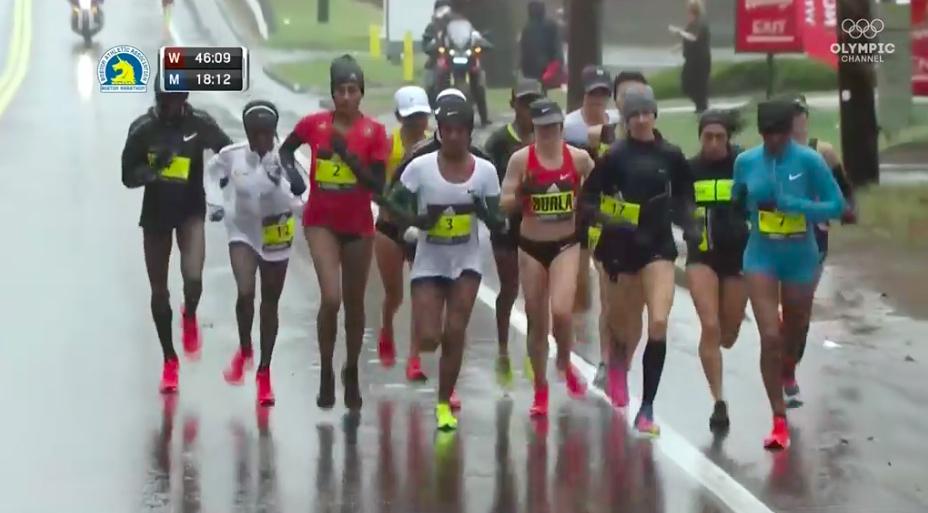 madai perez maraton boston 2018