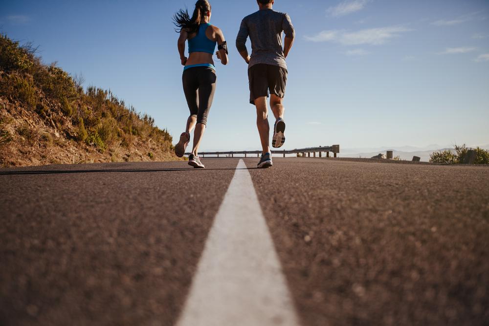correr cuestas colinas