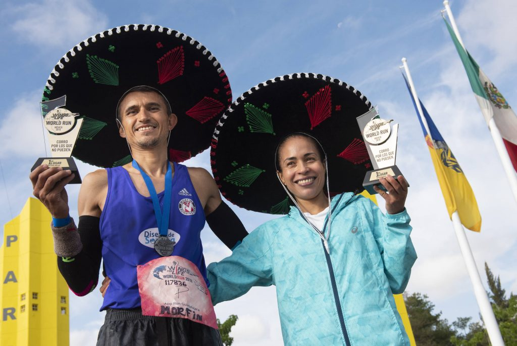 Wings for Life World Run Guadalajara