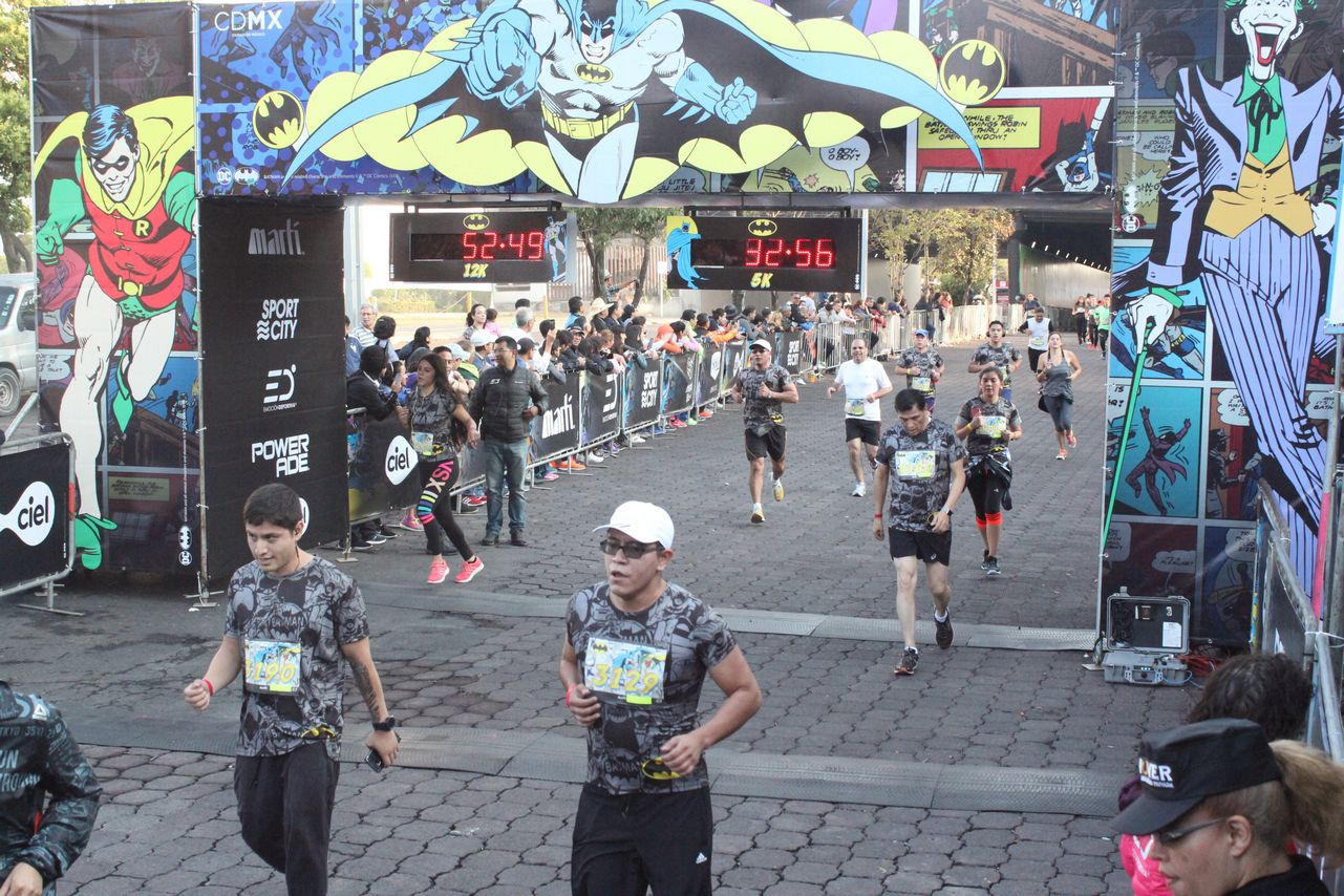 carrera batman 2018