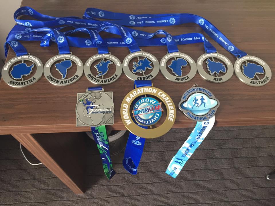 nahila hernandez world marathon challenge 7 continents