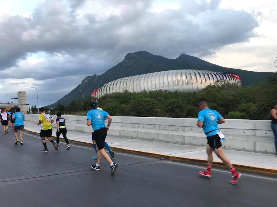 Medio Maraton Rock n Roll AT&T Monterrey