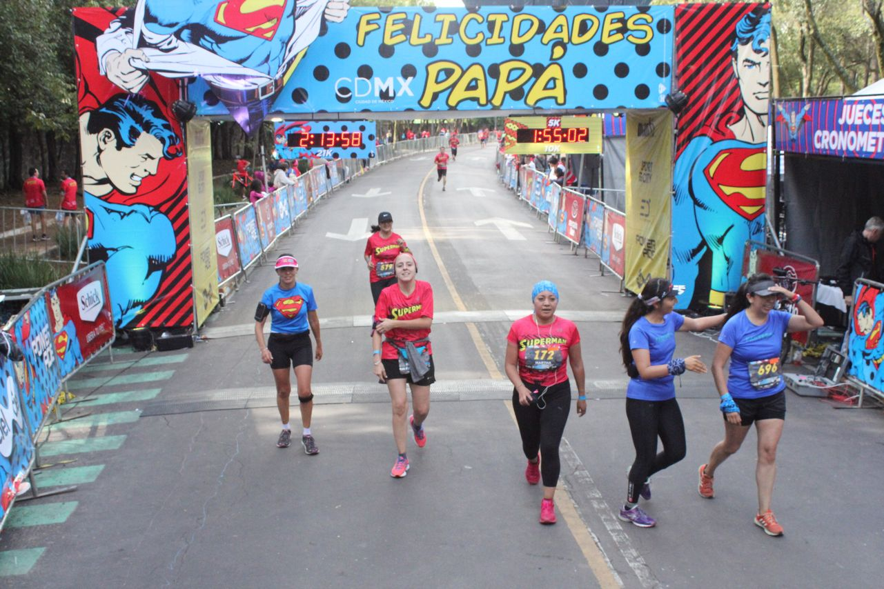 resultados carrera superman 2018