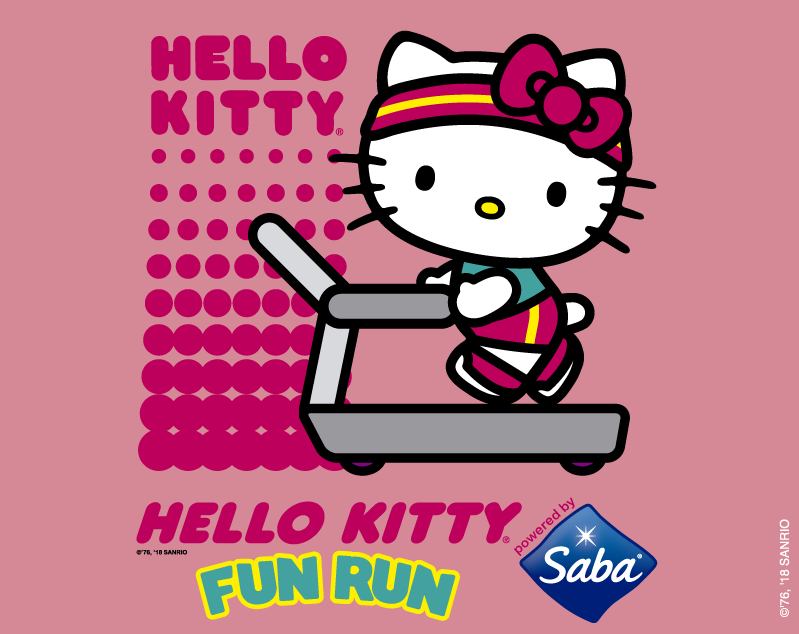 carrera hello kitty total running
