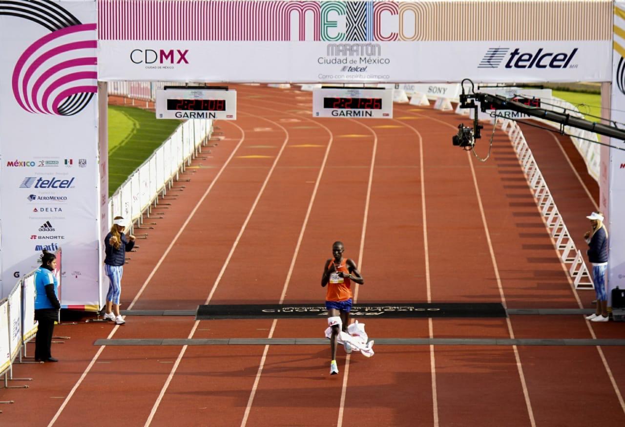 resultados maraton de la ciudad de mexico 2018
