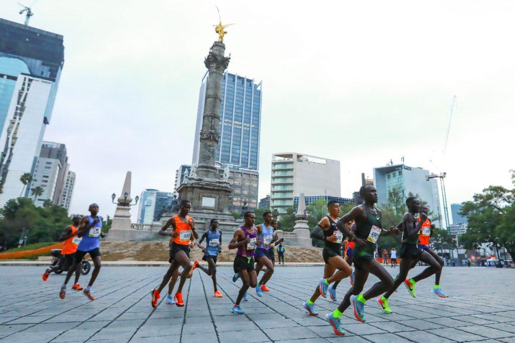 Maraton Ciudad de Mexico 2018