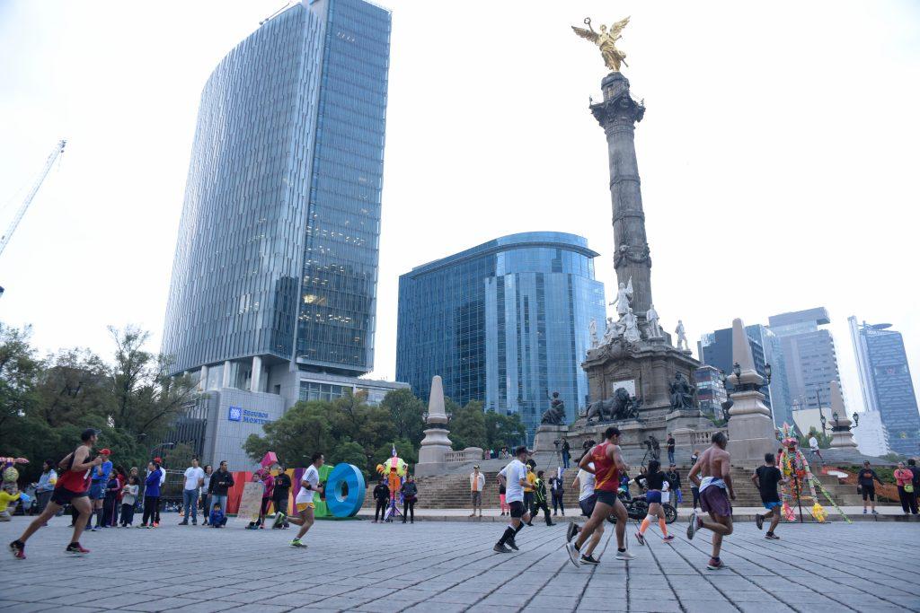 Maraton Ciudad de Mexico CDMX 2018