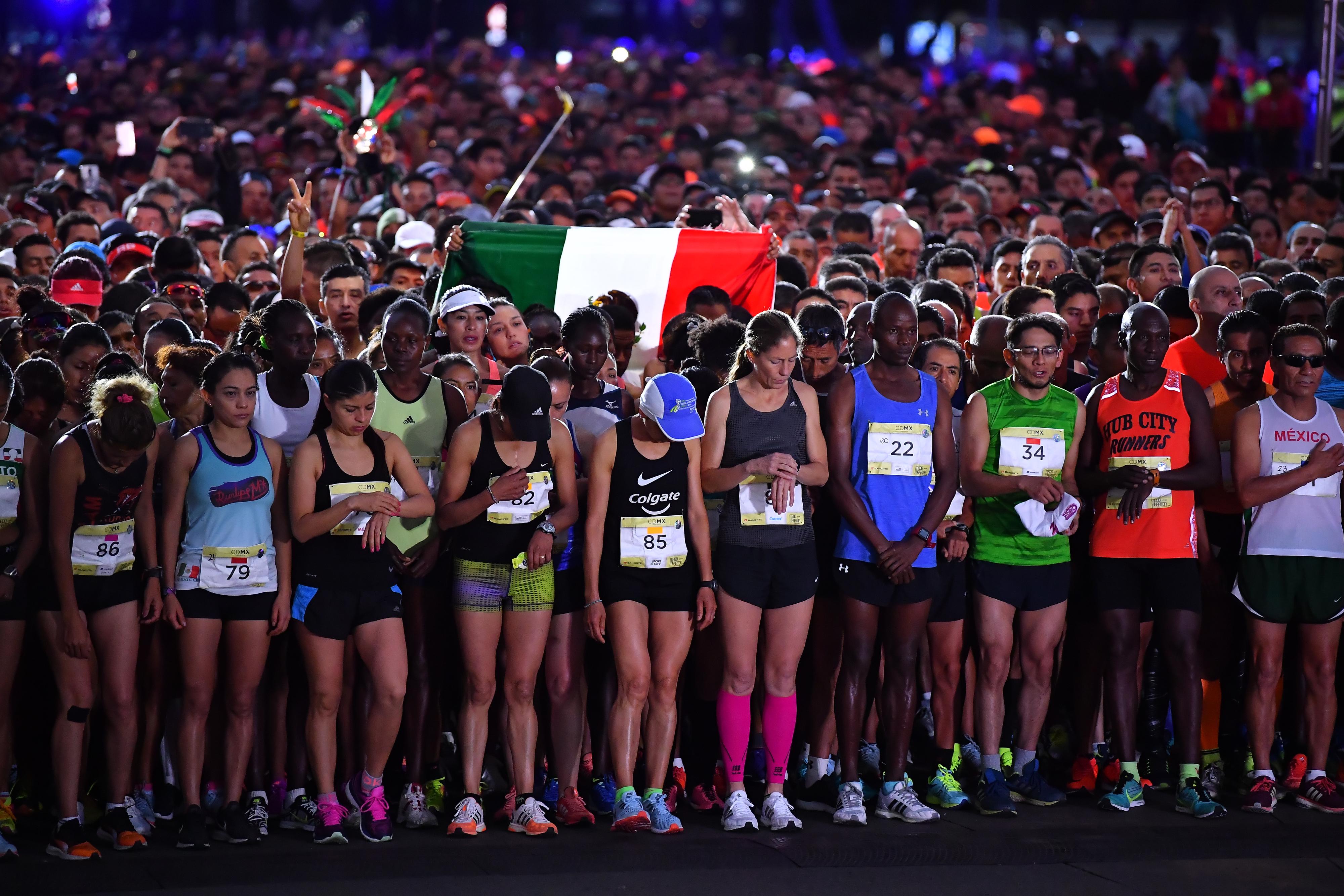 Media Maratón de la CIudad de México 2018