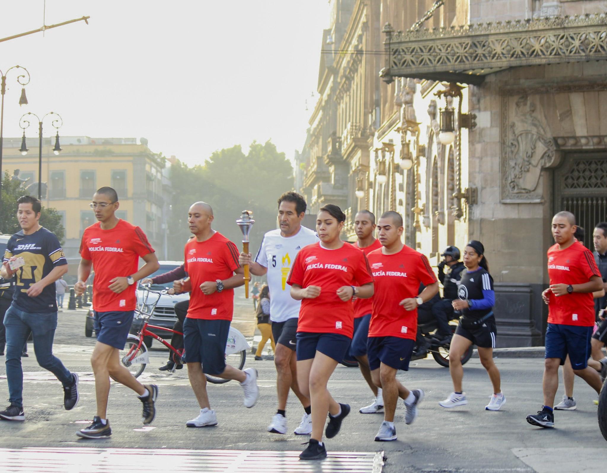 flama maraton cdmx
