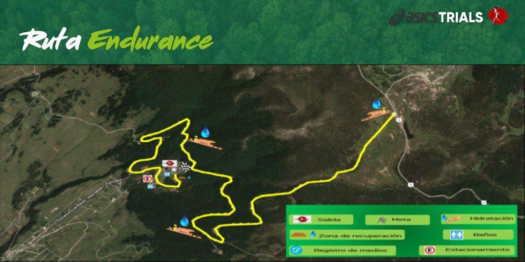 ruta asicstrial endurance centro otomi