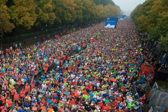 tiergarten maraton de berlin