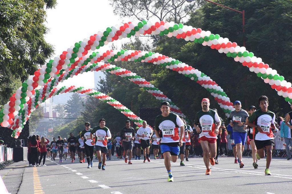 medio maraton sedena 2018