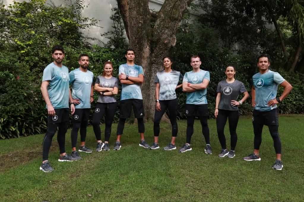 coaches adidas runners ciudad mexico