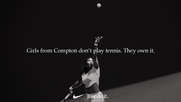 Serena Williams video nike just do it