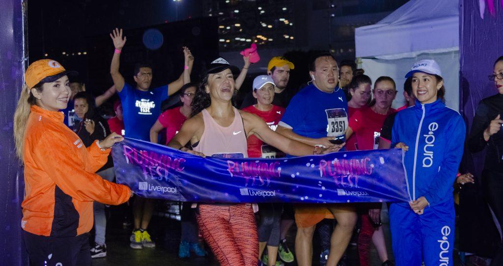 Cynthia Lozada running fest liverpool