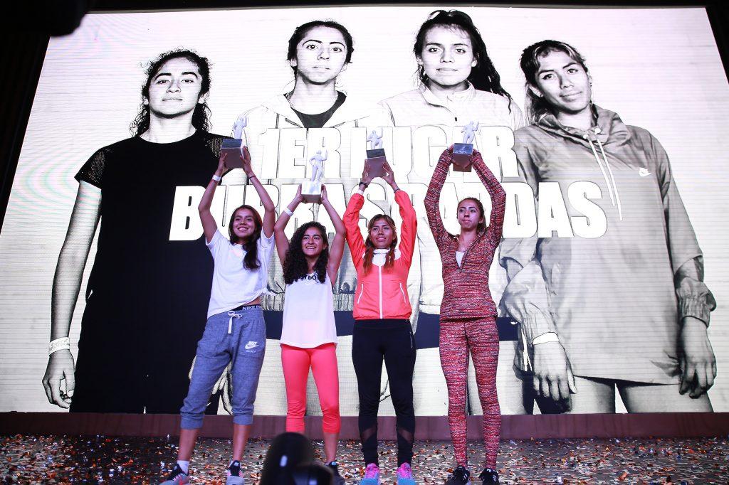 Squad ganador - Burras Pardas