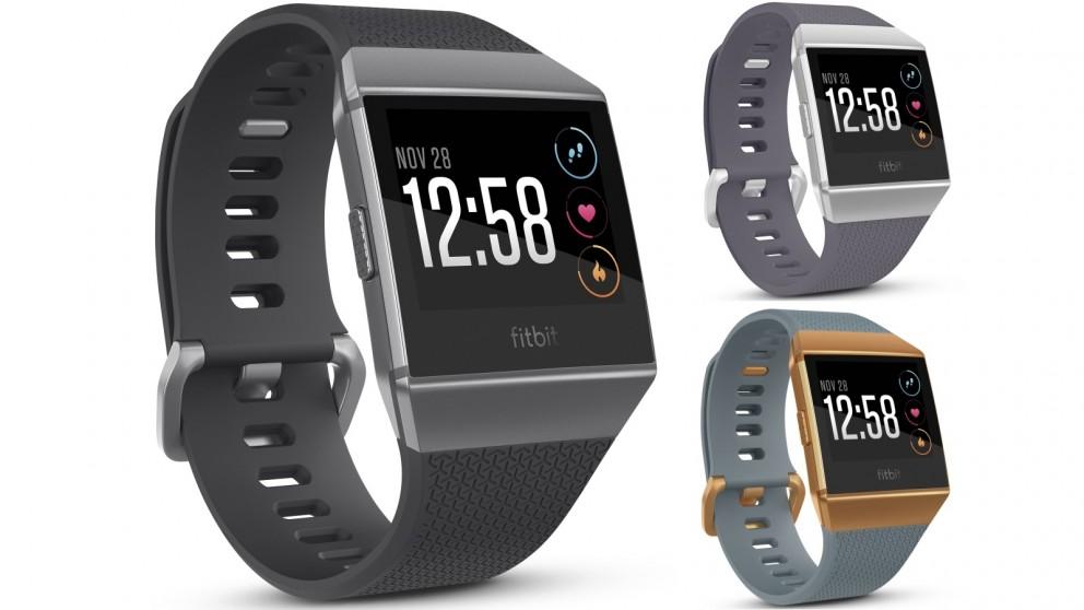 reloj smart watch fitbit ionic