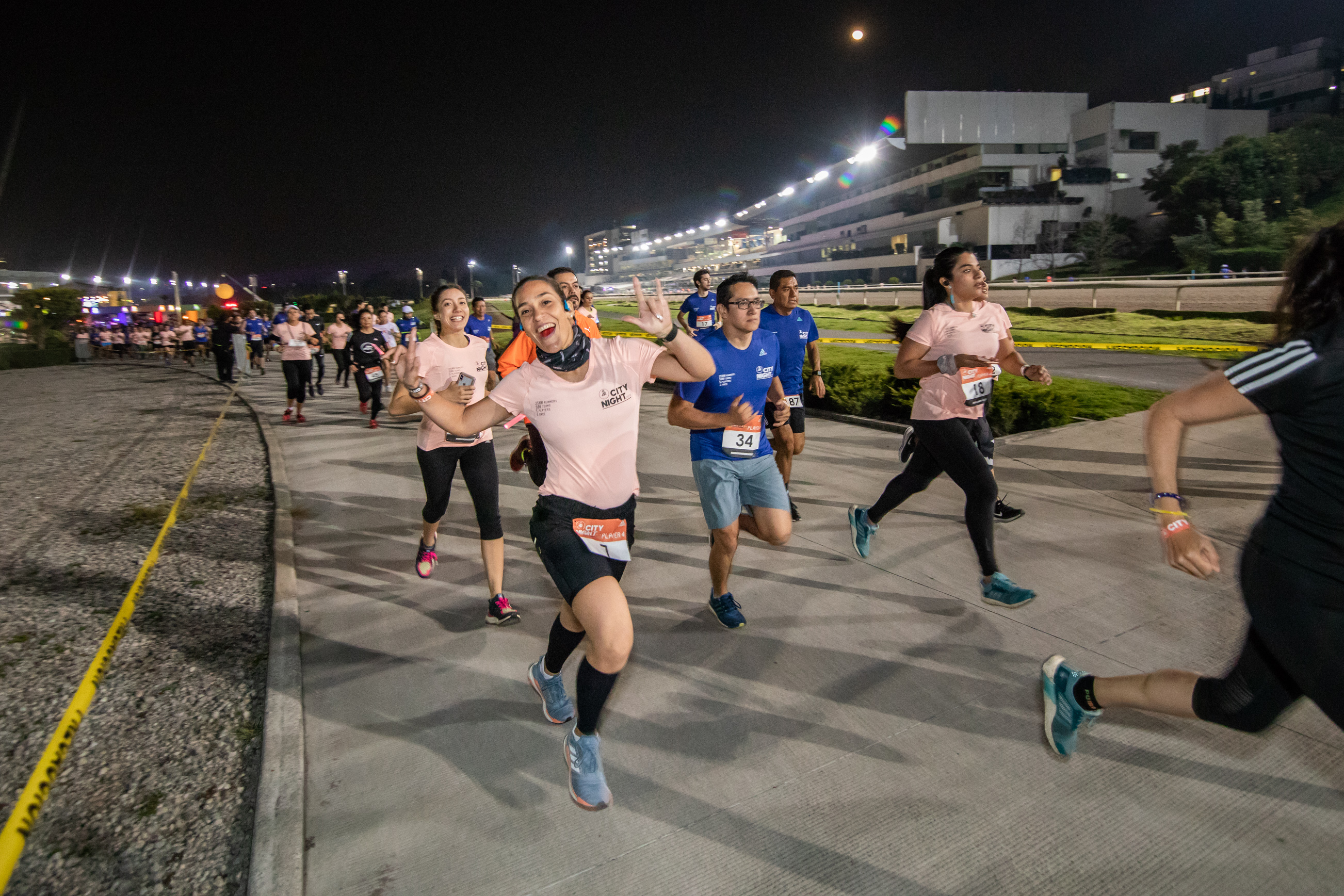 adidas mexico city night runners