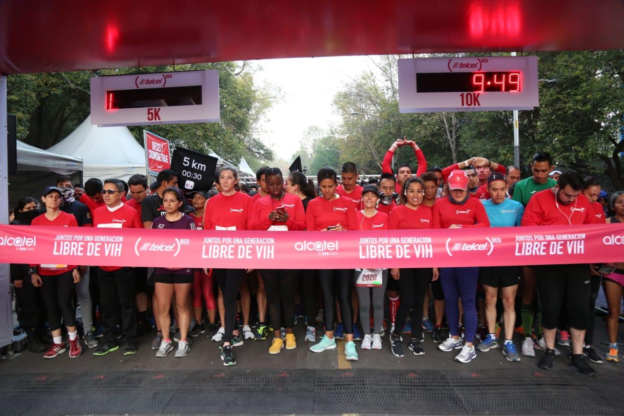 Carrera Telcel RED 2018