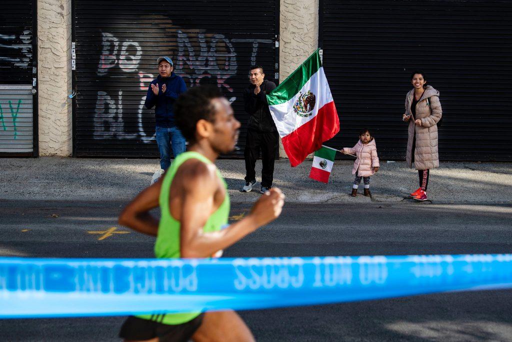 mexicanos maraton nueva york 2018