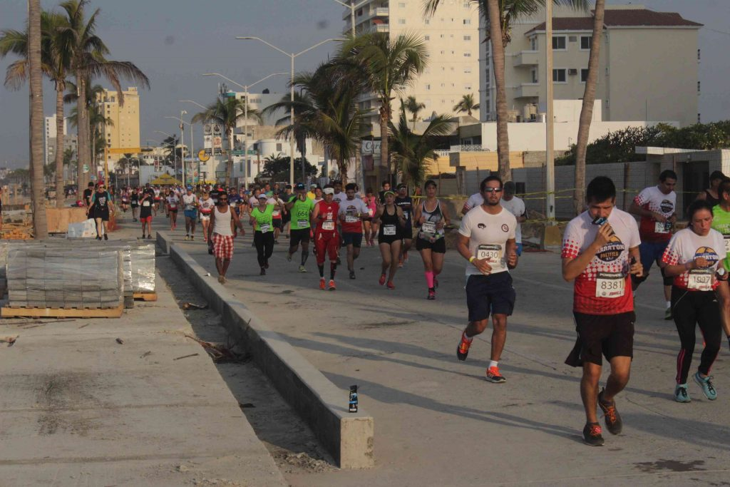 maraton pacifico 2018 mazatlan