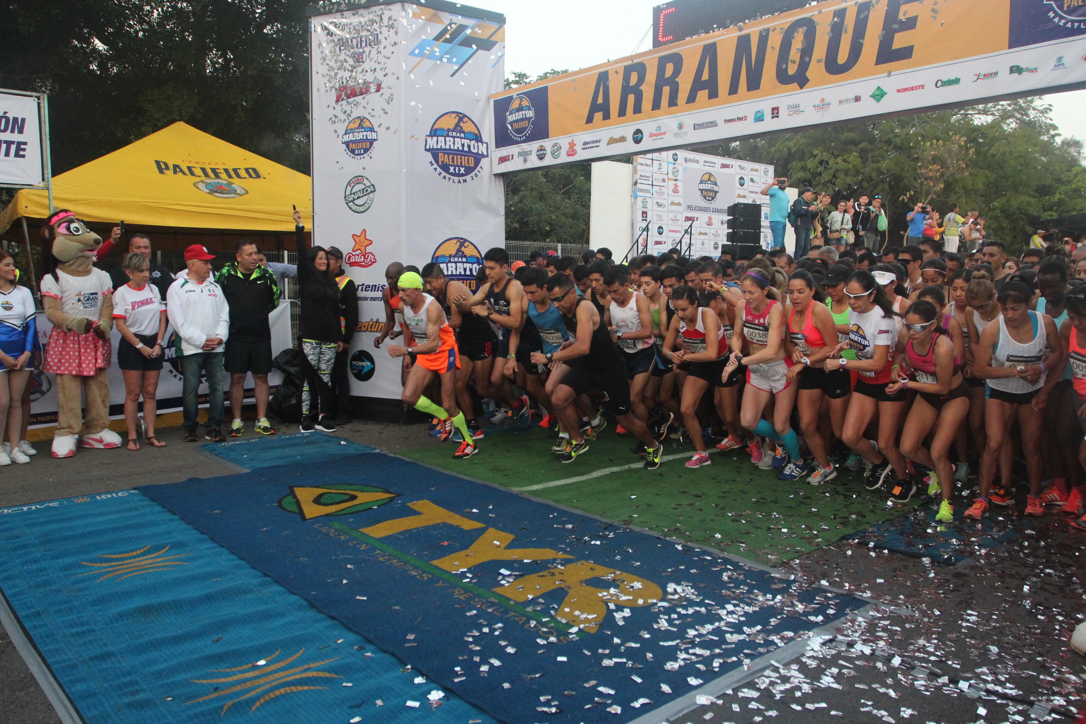 maraton pacifico mazatlan