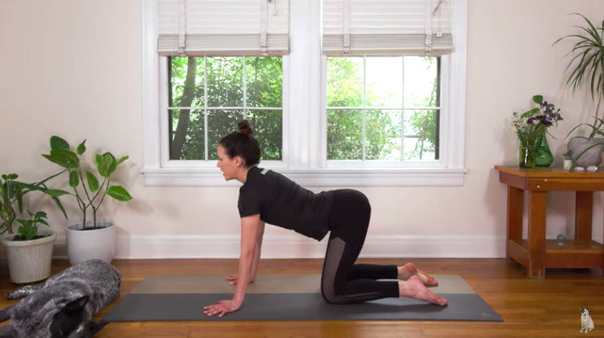 yoga corredores runners