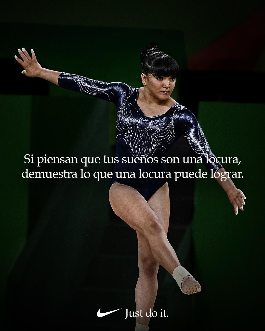 Alexa Moreno Nike Dream Crazier