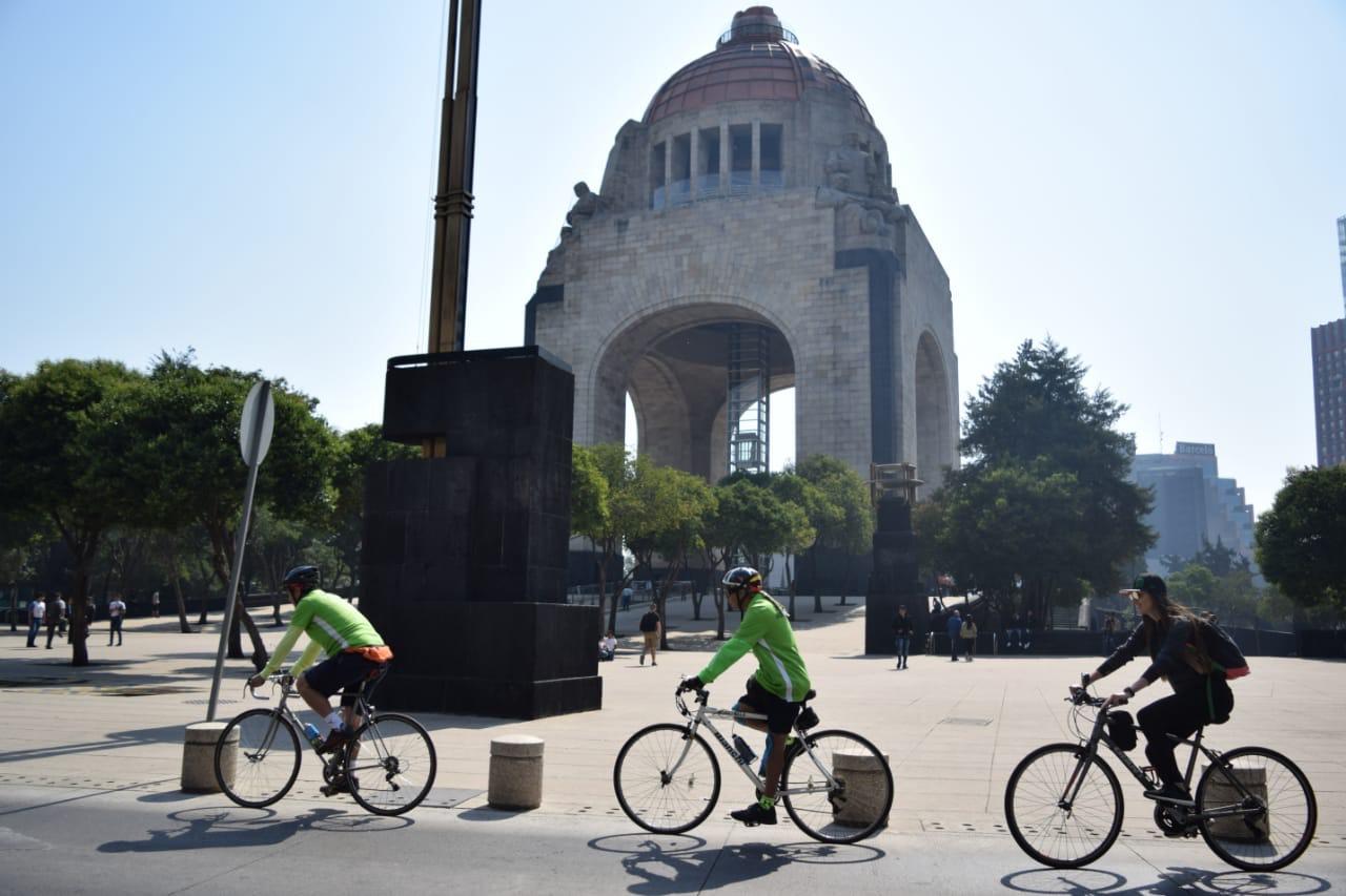 medicion ruta maraton ciudad de mexico 2019