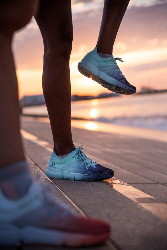 tenis salomon predict ra runners