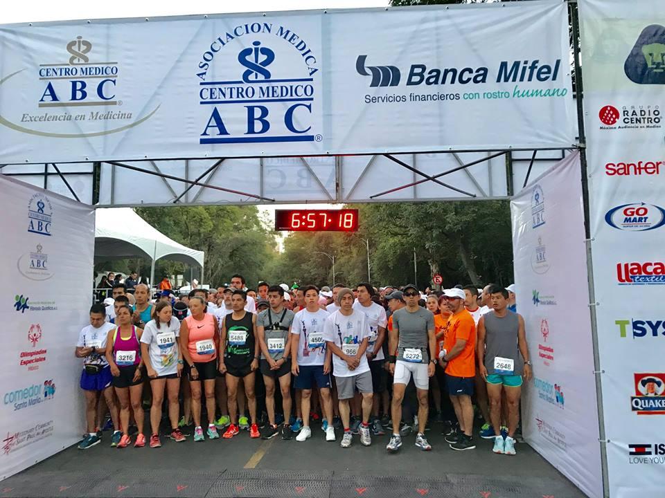 organizador carreras carrera abc