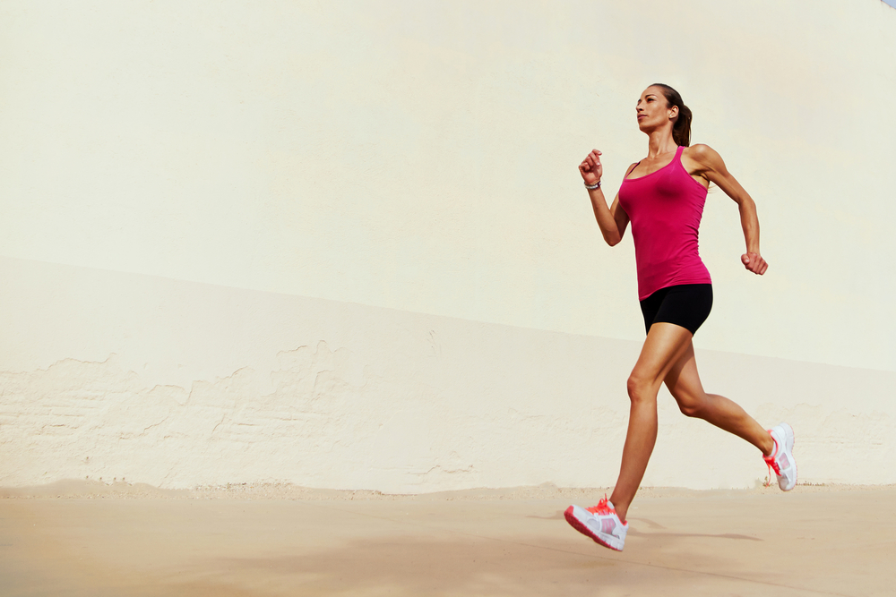suplemento mujeres corredoras atletas