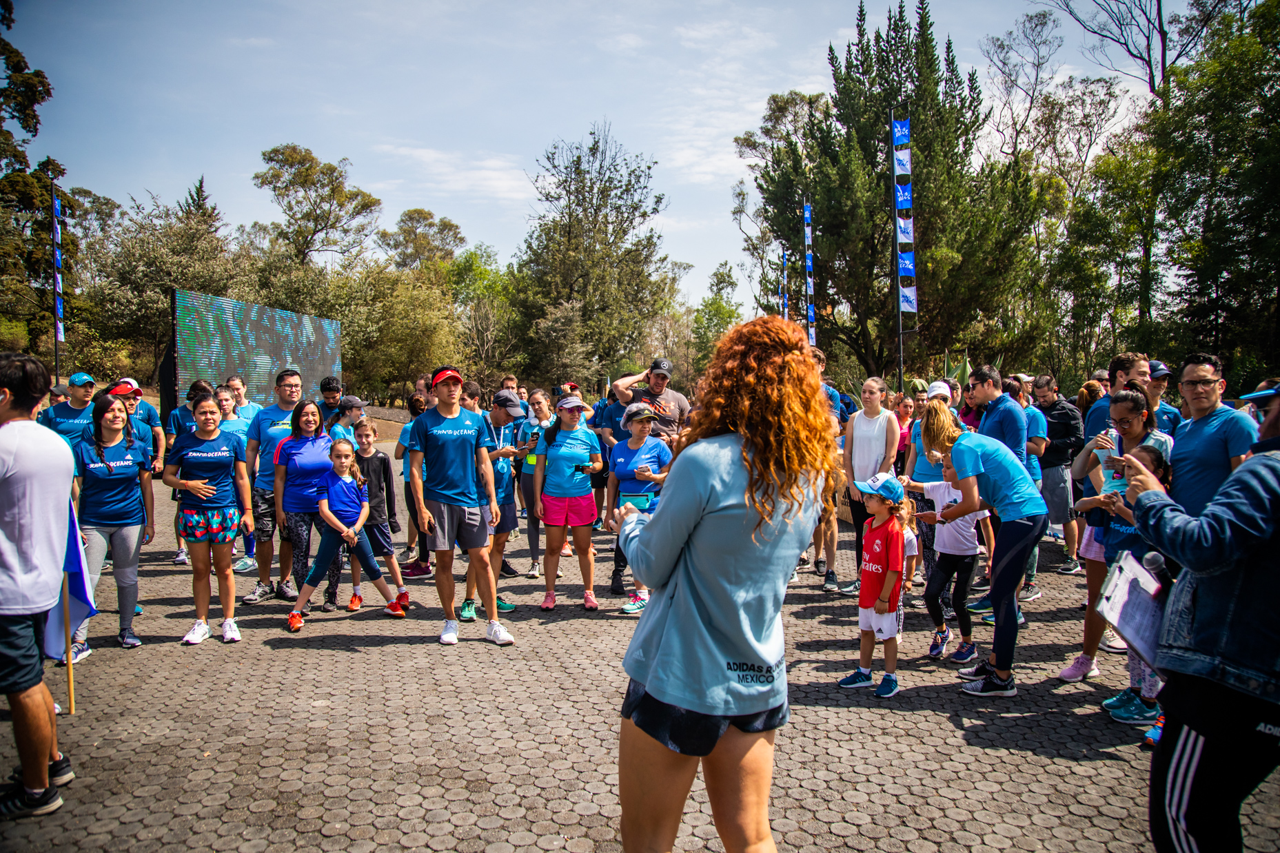 run for the oceans adidas runners mexico