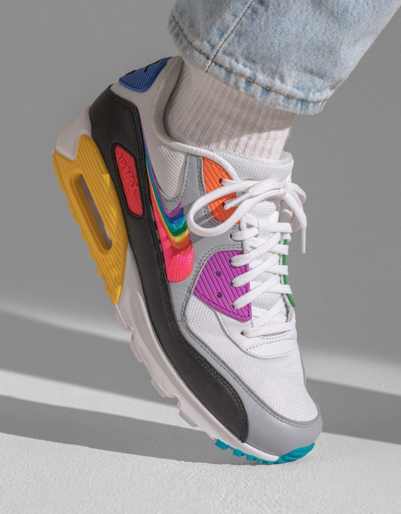 Nike BETRUE 2019 Collection bandera lgbt