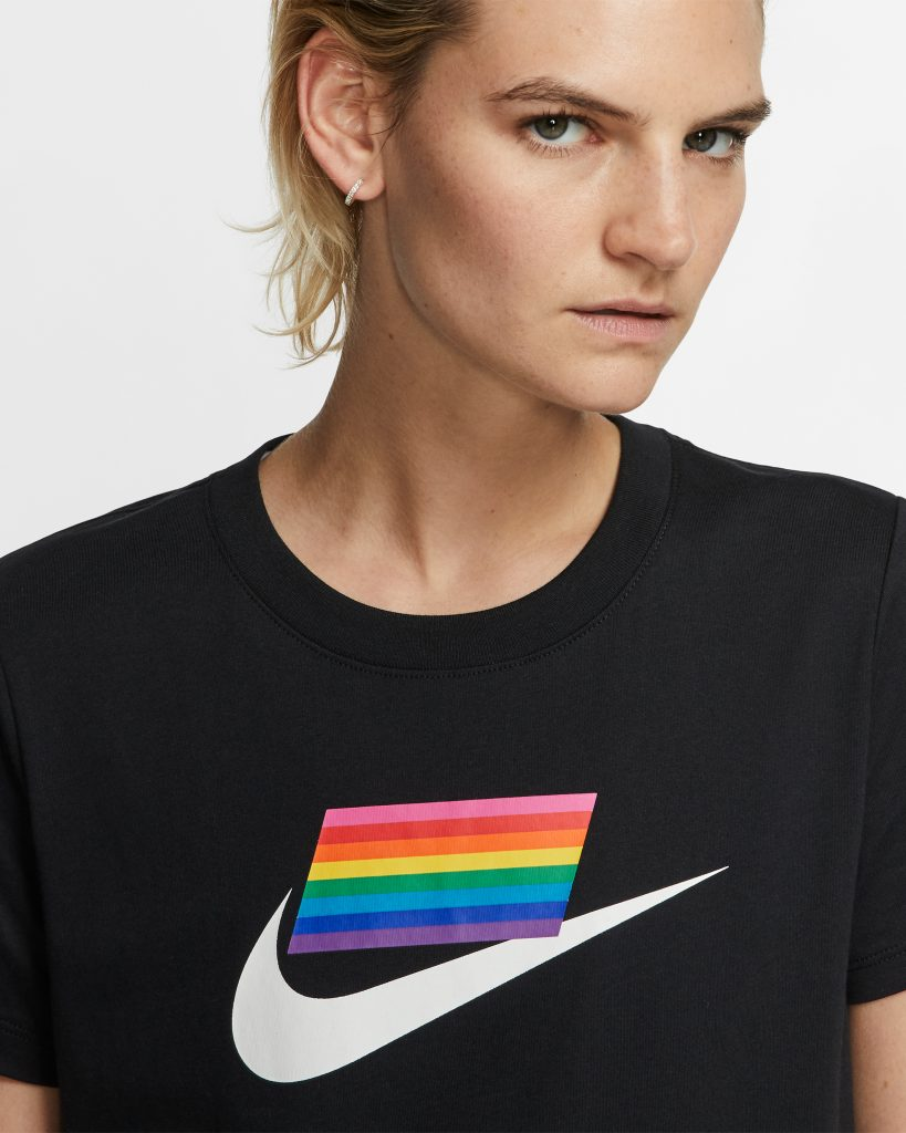 Nike betrue coleccion 2019 bandera lgbt