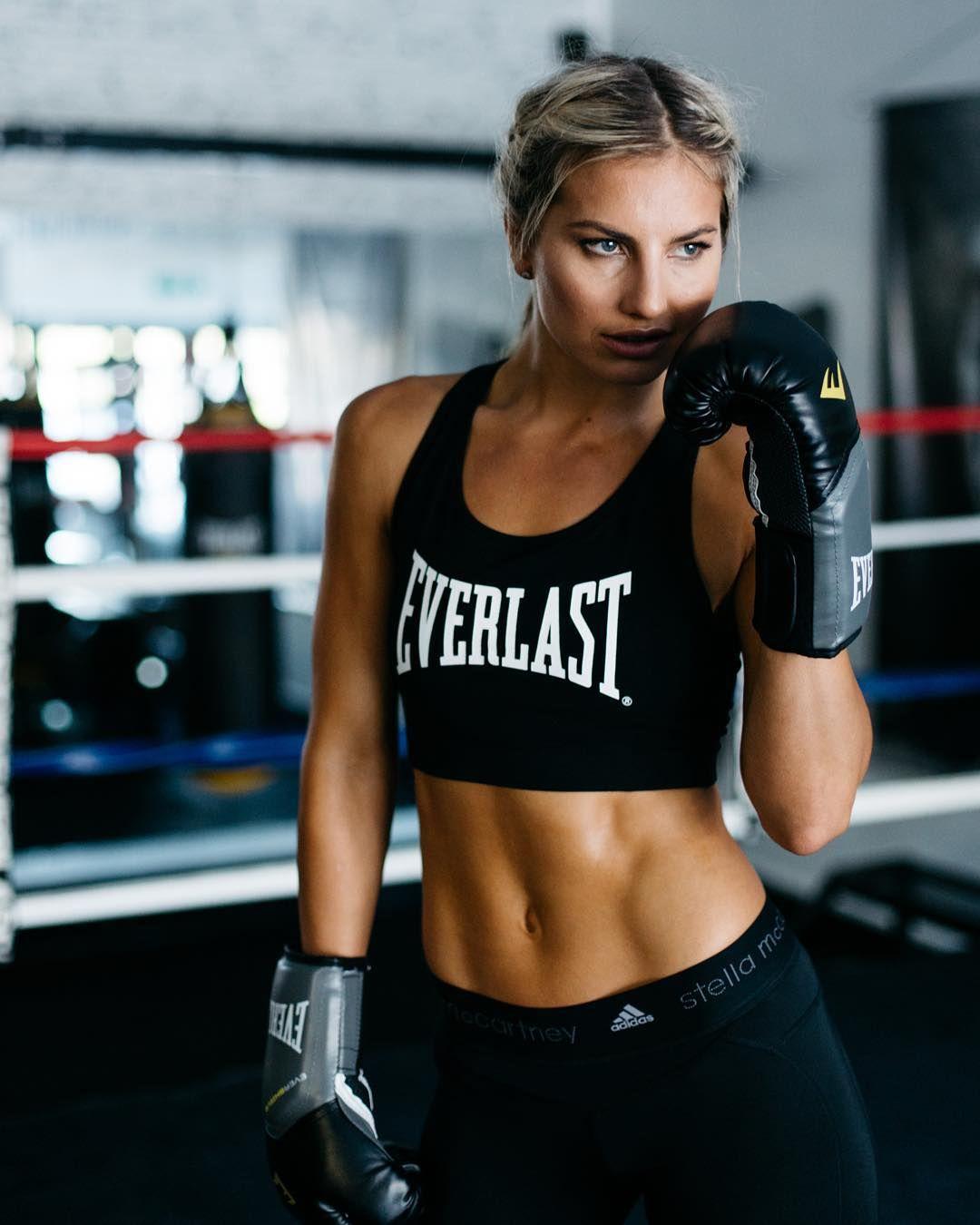 box fitness gym sport world