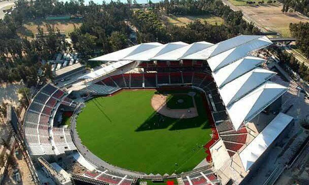estadio beisbol diablos rojos alfredo harp helu