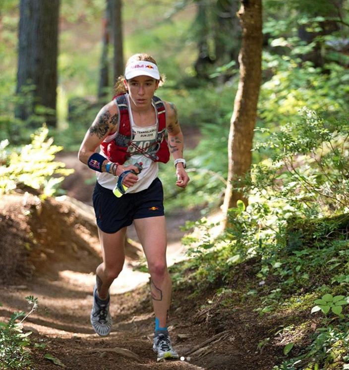 Alex Chikorita Roudayna ultramaraton canada
